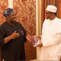 Dele Momodu and President Buhari.jpg