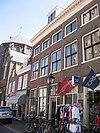 foto van Pand van parterre, verdieping en lage bovenverdieping