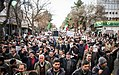 Demonstration of people of Bojnord Condemning the unrests in 2017–18 Iranian protests 06.jpg