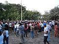 Demostration in Venezuela, Margarita Isla.JPG