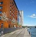 Der Rheinvorlandspeicher aus dem Jahr 1957 war ein Notgetreidespeicher. - panoramio.jpg