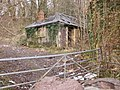 Derelict building, Bulmore Road - geograph.org.uk - 1774197.jpg