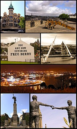 Londonderry / Derry