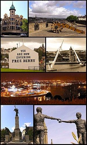 Derry - Image: Derry Montage 3
