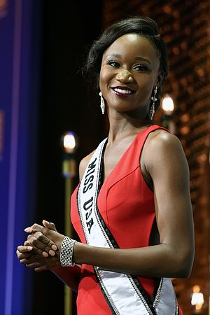 Miss USA - Image: Deshauna Barber