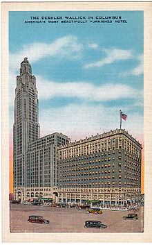 LeVeque Tower - Wikipedia