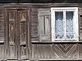 Detail of Historic Wooden House - Slonimska Street - Bialystok - Poland - 02 (36104243812).jpg