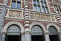 Detail of the Rijksmuseum gable with sculptures - panoramio.jpg