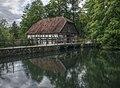 Detmold, Wassermühle im LWL-Freilichtmuseum HDR 2012-09-06.jpg