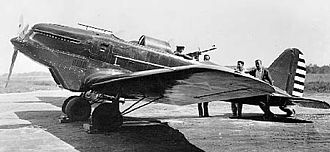 Lockheed YP-24 - Detroit-Lockheed YP-24