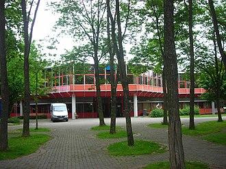 Élysée Treaty - DFG-LFA Freiburg in Germany, another of the treaty's French-German schools