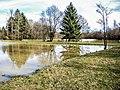 Deuxième et troisième étang à Lagrange.jpg
