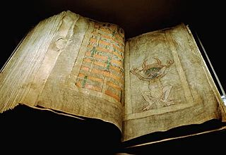 manuscript compendium from the 13th century