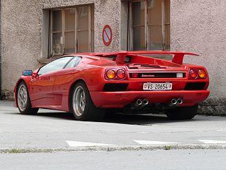 Lamborghini Diablo - Original Lamborghini Diablo