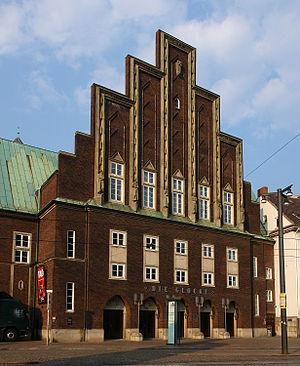 Die Glocke (Bremen) - Die Glocke, Bremen