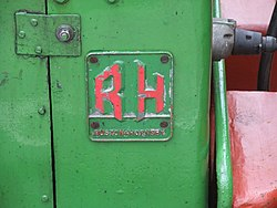 "Diesel Locomotive ""Luce"" at Leadhills -5. Manufacturer's Name Plate.jpg"