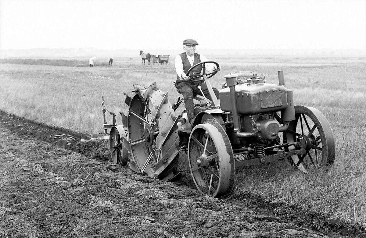 Traktor Wiktionary
