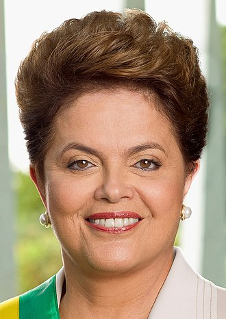 2010 Brazilian general election - Image: Dilma Rousseff foto oficial 2011 01 09 (cropped 2)