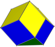 write about self-dual polyhedral angle