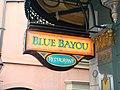 Dinner at Blue Bayou, Disneyland.jpg