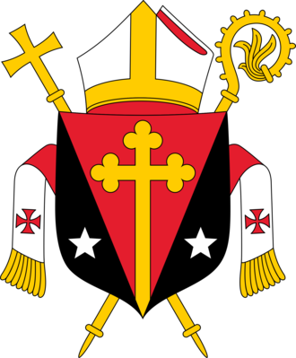 Roman Catholic Diocese of Vanimo - Coat of arms