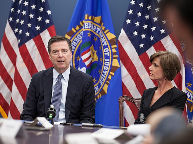 FBI Director Comey discusses Mass Shooting