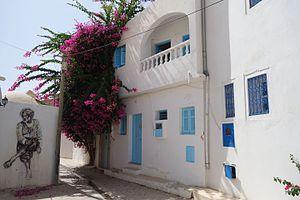 Djerbahood - Erriadh quarter