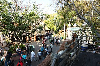 Adventureland (Disney) - Adventureland at Disneyland