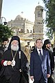Dmitry Medvedev in Egypt 23 June 2009-10.jpg