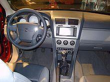 2008 2010 Dodge Avenger Interior