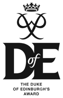 The Duke of Edinburghs Award award