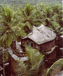 Baker model house in kerala