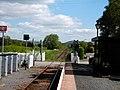 Dolau Railway Station andamp; Crossing - geograph.org.uk - 122010.jpg