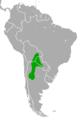 Dolichotis salinicola range map.PNG