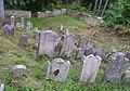 Dolní Žandov, Úbočí, Jewish cemetery 5.jpg
