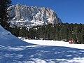 Dolomity w marcu - panoramio - Bożena Radzikowska (….jpg