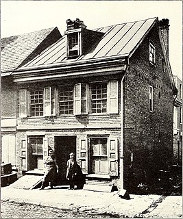 Letitia Street House