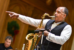 Don Braden - Don Braden and the Big Funk Band, Morristown, New Jersey, December 31, 2011