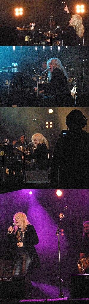 Chi Coltrane - Chi Coltrane in 2009