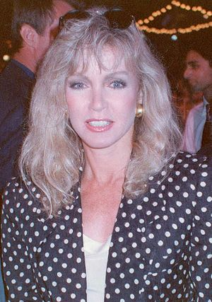 Valene Ewing - Donna Mills as Abby Cunningham, the primary villain of the show, who seduces Gary Ewing from Val.