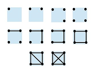 Tally marks - Image: Dot and line tally marks