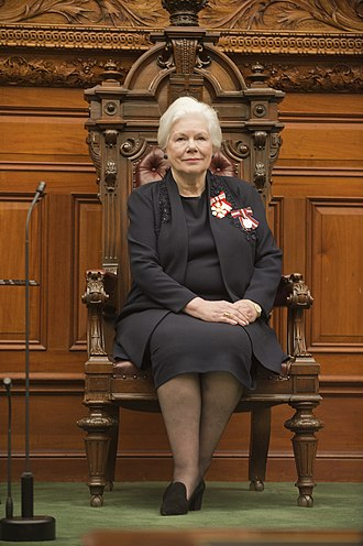 United Nations Environment Programme - Elizabeth Dowdeswell