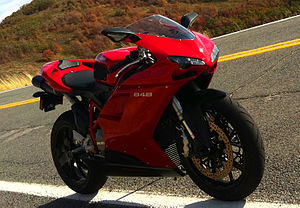 Awe Inspiring Ducati 848 Wikipedia Machost Co Dining Chair Design Ideas Machostcouk