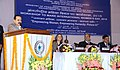 "Dr. Jitendra Singh addressing the inaugural function of workshop on the ""Women Empowerment"".jpg"