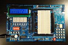 microprocessor development board wikipedia rh en wikipedia org Circuit Board Graphic Printed Circuit Board