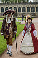 Dresden Germany Actors-in-historic-costumes-in-the -Zwinger-Dresden-01.jpg