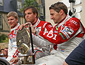 Drivers of Audi R10 TDi for Kolles.jpg
