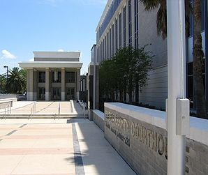 Alachua County Courthouse