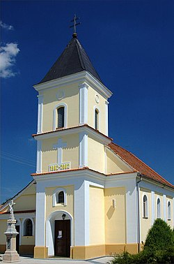 Church in Dubovce