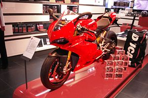 Ducati 1299 - Image: Ducati 1299 2015